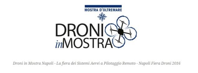 Droni in Mostra - Napoli