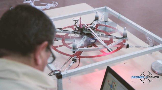 dronesbench